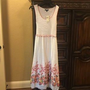 Max Edition new w/tags sleeveless dress